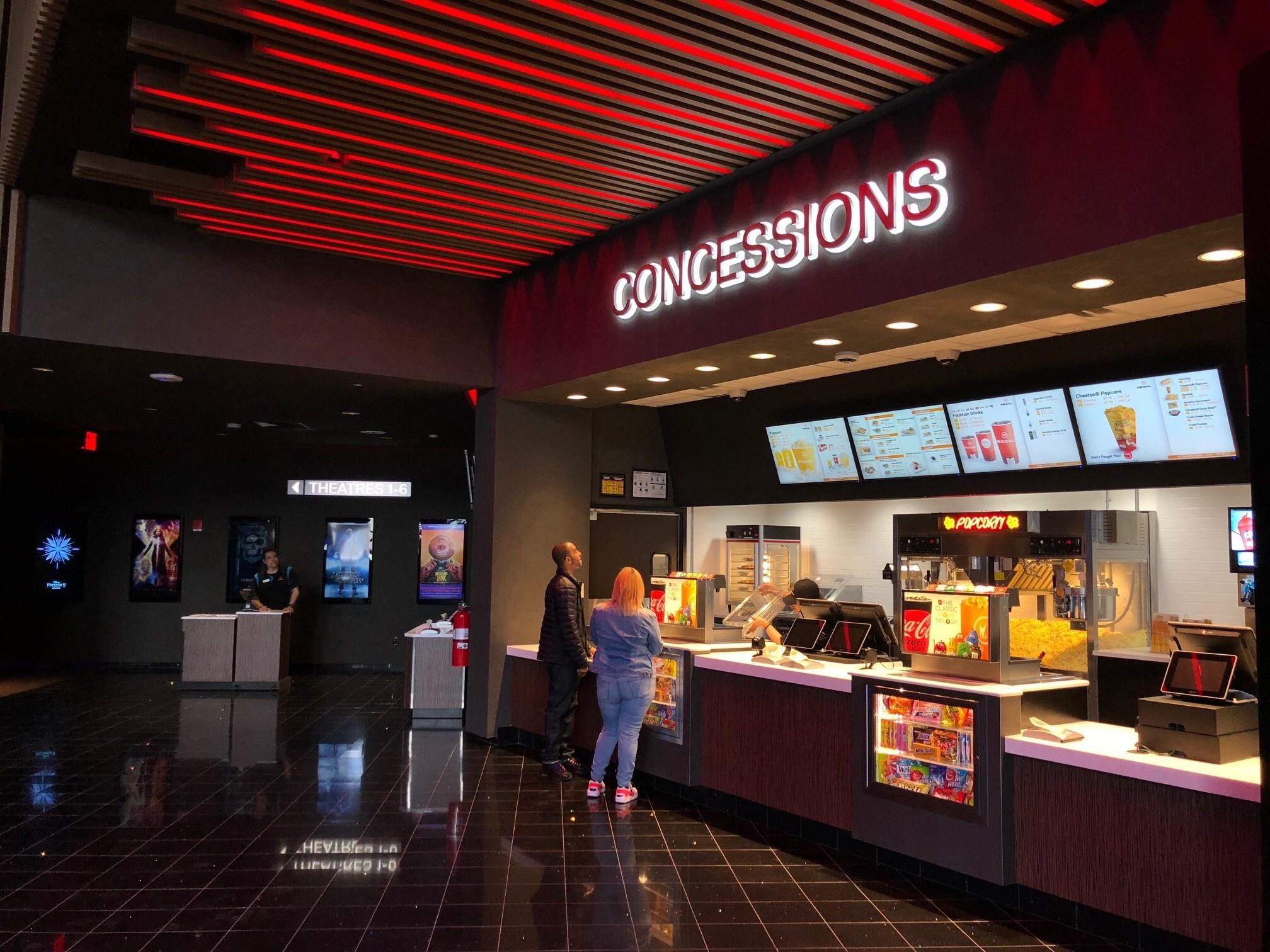concessions